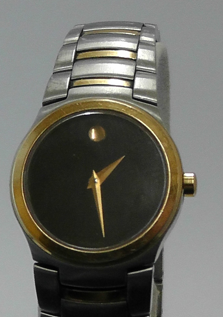 Mens Watches Luxury Watch Movado Ebel Tag
